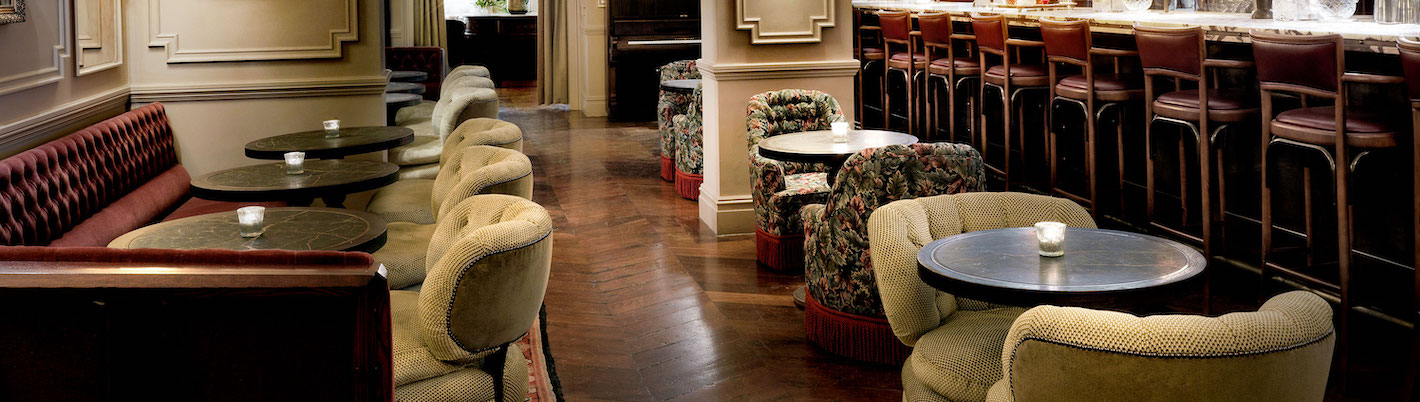 Bespoke bar restaurant chairs