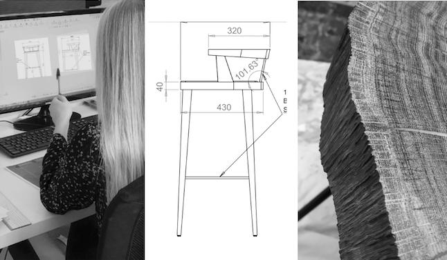 barton bespoke furniture design process