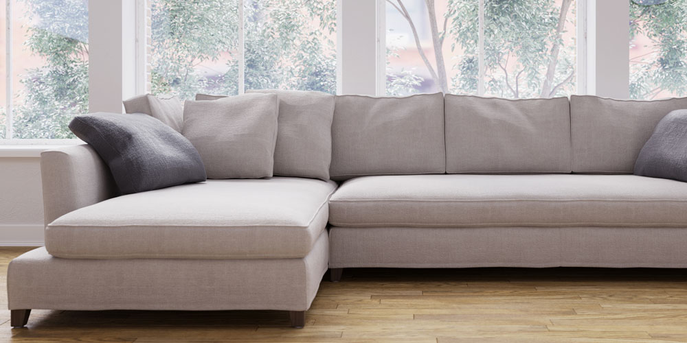 custom home sofa
