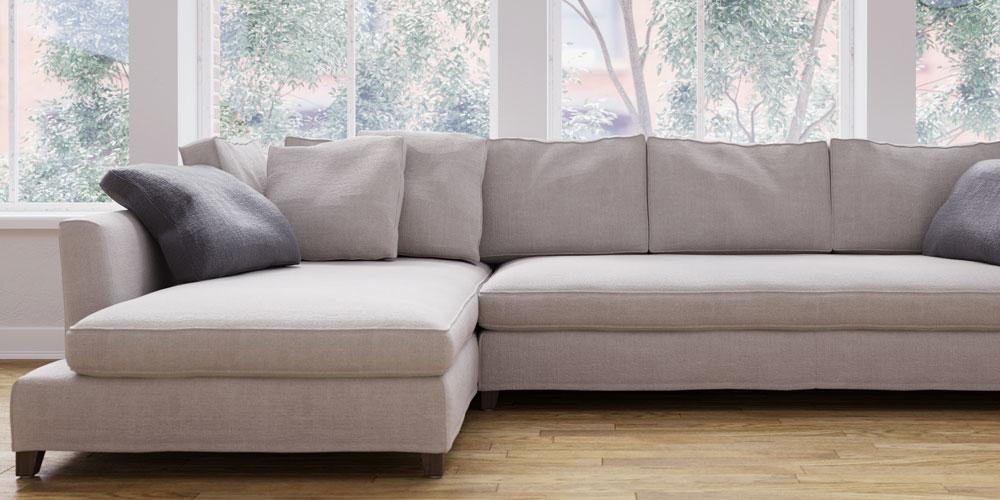 custom home sofa